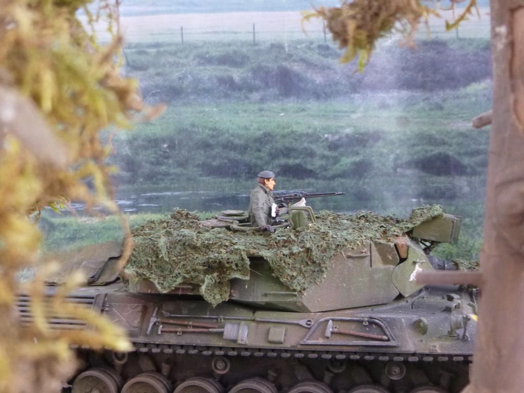 REFORGER Allemagne année 70 - 1:35 -Italeri Leopard 1A4-Valkyrie miniatures P1070514