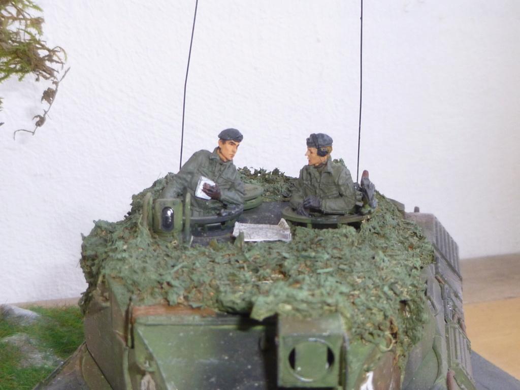 REFORGER Allemagne année 70 - 1:35 -Italeri Leopard 1A4-Valkyrie miniatures P1070521