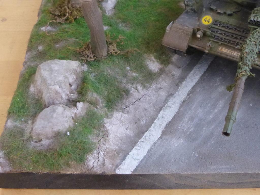 REFORGER Allemagne année 70 - 1:35 -Italeri Leopard 1A4-Valkyrie miniatures P1070525