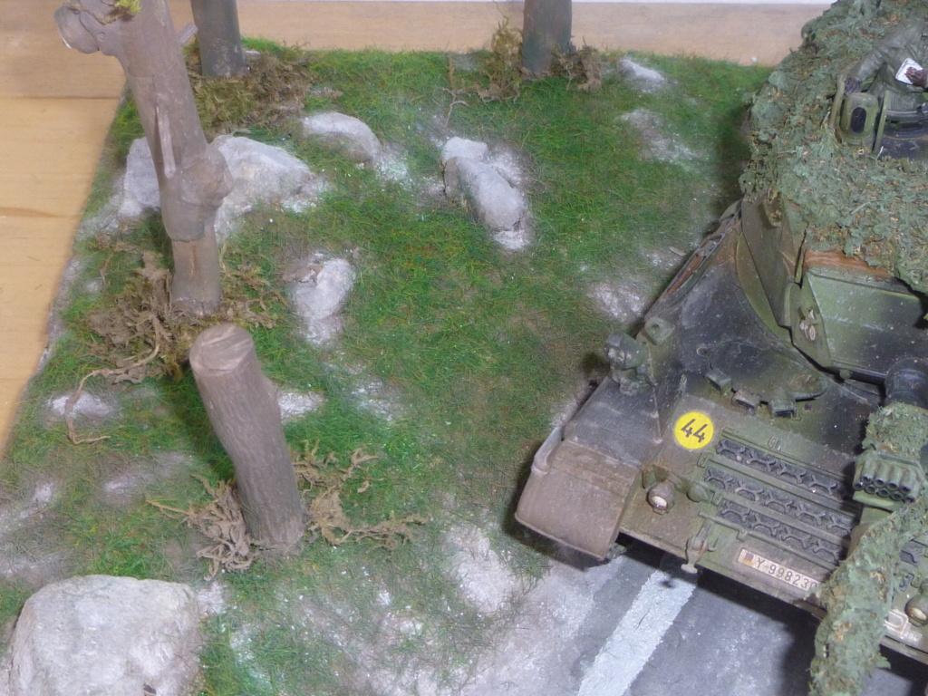 REFORGER Allemagne année 70 - 1:35 -Italeri Leopard 1A4-Valkyrie miniatures P1070526