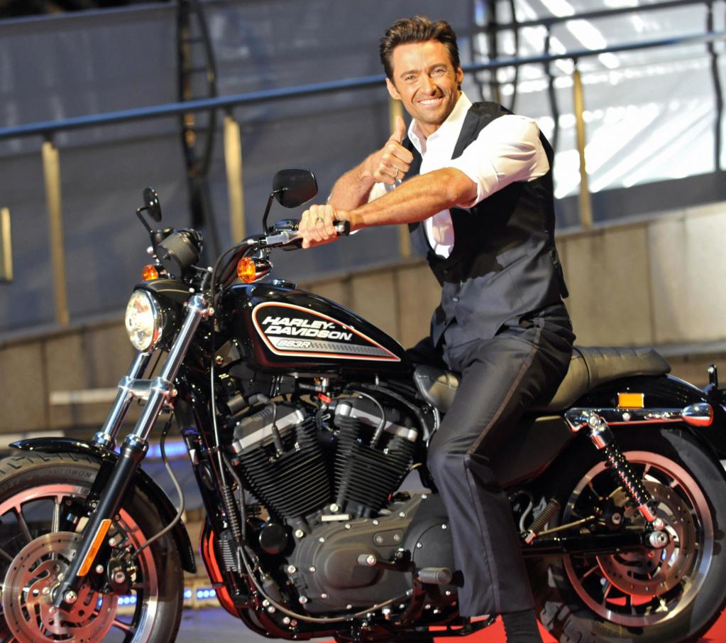 Ils ont posé avec une Harley, uniquement les People - Page 6 5027cc10