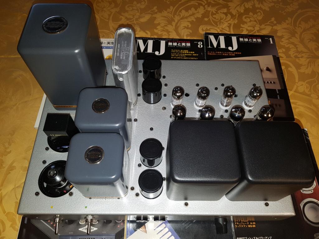 Amplificatore elettrostatico da fare 20180920