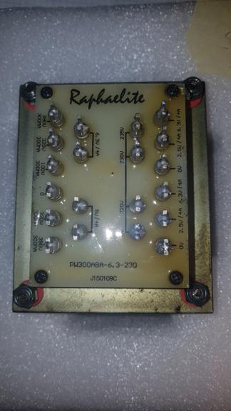 Amplificatore elettrostatico da fare 20200212
