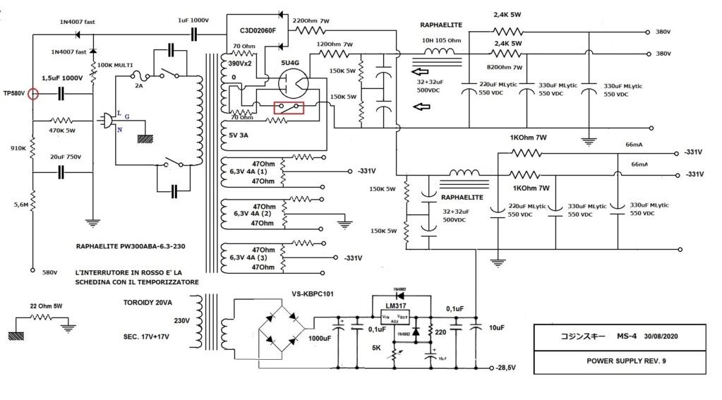 Un amplificatore per cuffie elettrostatiche ( コジンスキー ) - Pagina 8 Alim_s11