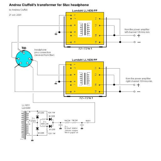 Amplificatore elettrostatico da fare - Pagina 2 Unname11