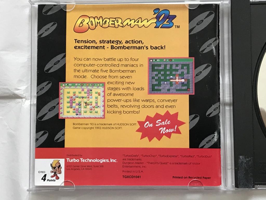 [VDS] Lot de jeux NEC PC Engine Hucard BAISSE 20/09/21 Dungeo11