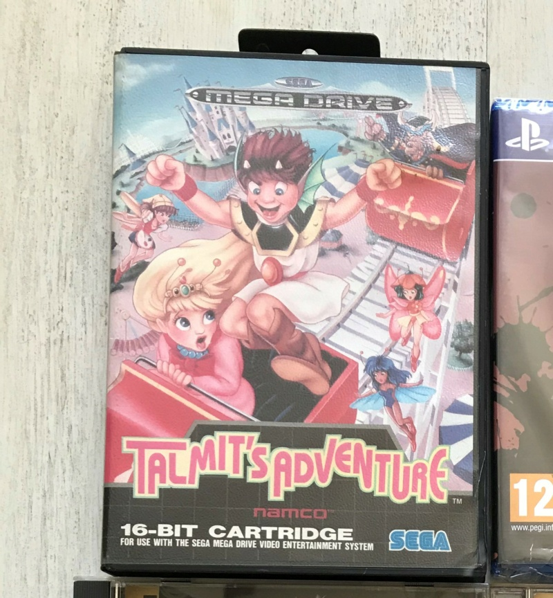 [VDS] Jeux Tamit's Adventure MD PAL Complet et Phelios US BAISSE 24/04 Img_2611
