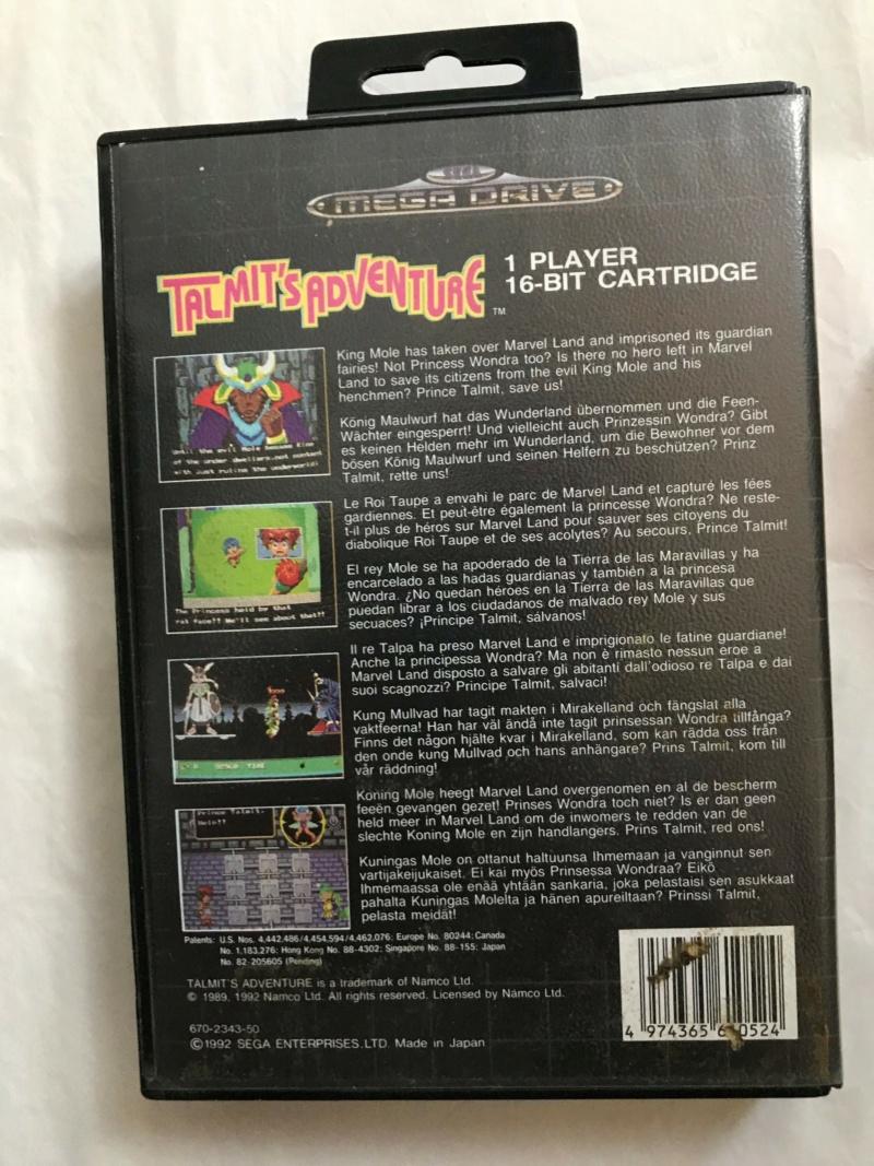 [VDS] Jeux Tamit's Adventure MD PAL Complet et Phelios US BAISSE 24/04 - Page 2 Img_8614