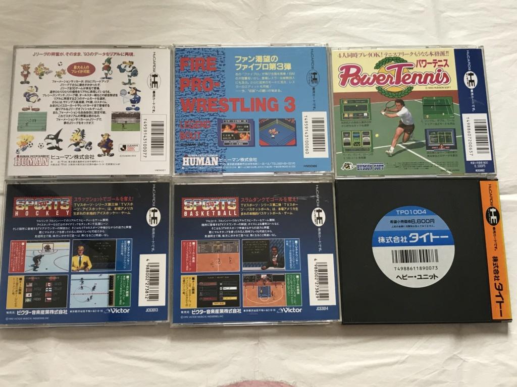 [VDS] Lot de jeux NEC PC Engine Hucard BAISSE 20/09/21 Jeux_p10