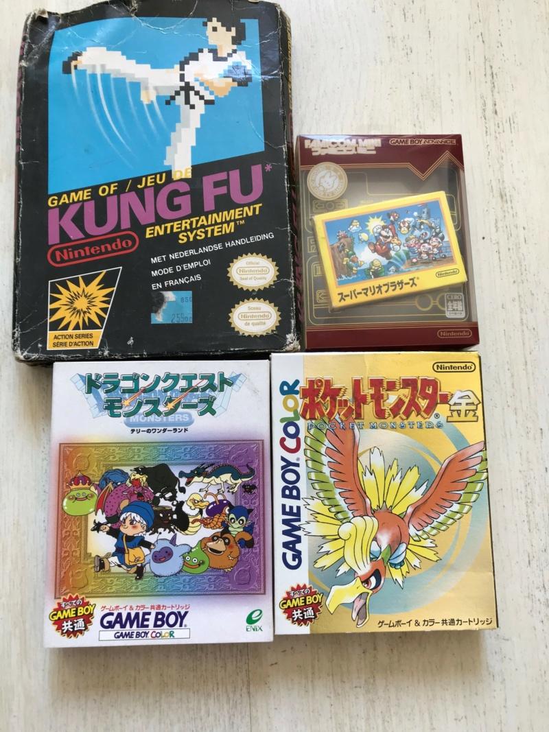 [VDS] La brocante du Beauf - Nintendo, Sega, NEC, PS2, jouets Ninten10