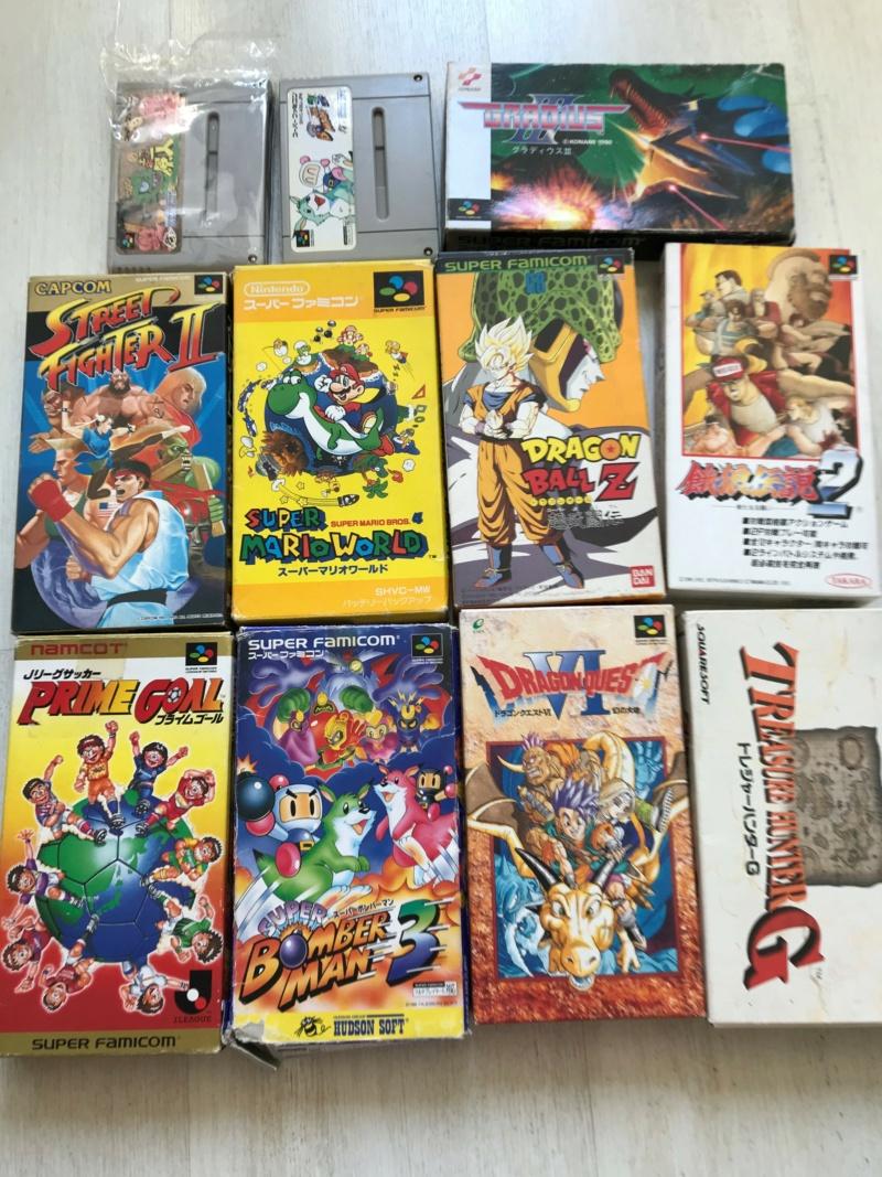 [VDS] La brocante du Beauf - Nintendo, Sega, NEC, PS2, jouets Sfc10