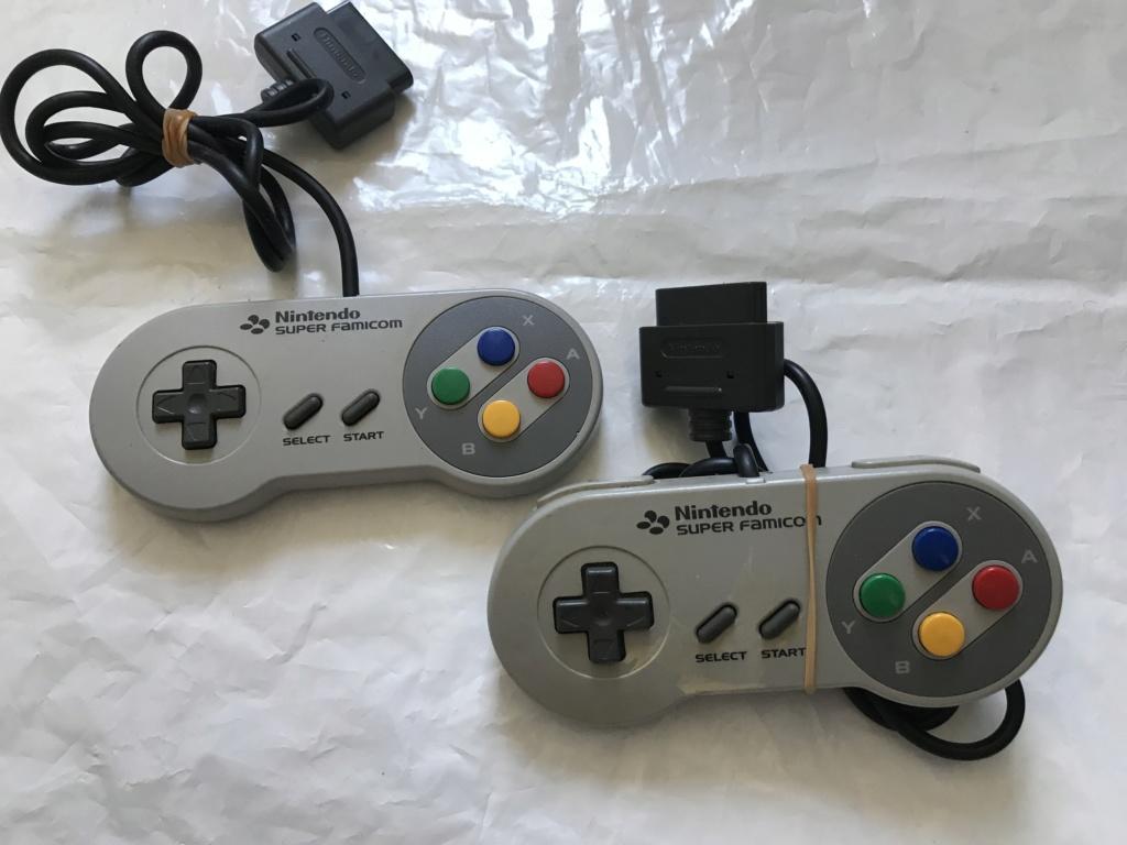 [VDS] La brocante du Beauf - Nintendo, Sega, NEC, PS2, jouets Sfc_pa10