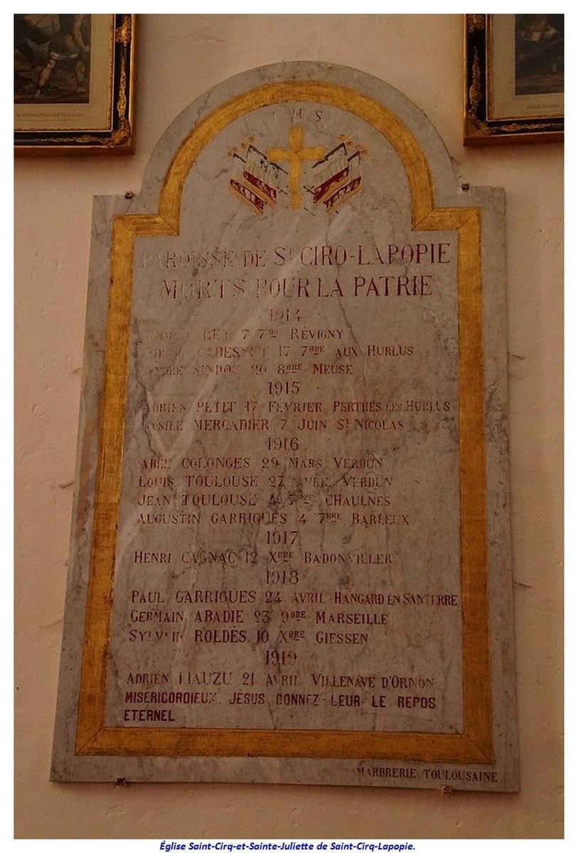 [ Histoires et histoire ] Monuments aux morts originaux Français Tome 2 - Page 12 Dsc01822