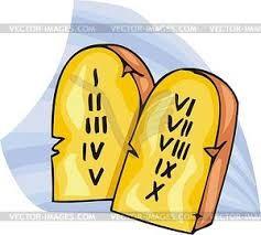 judaïca assiette miniature décor aux dix commandements 1017c510