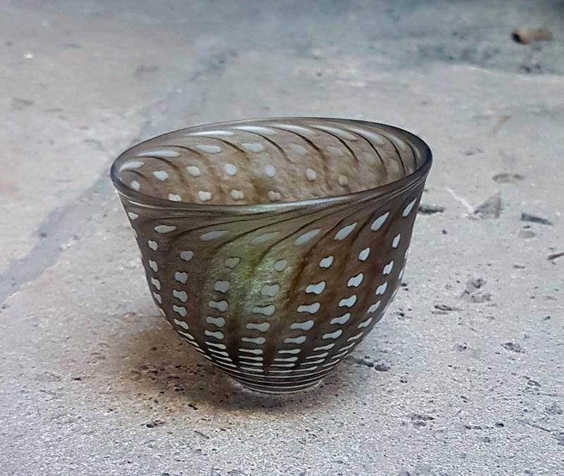 vase en cristal identifié Kosta Boda Bertil Vallien 15578411