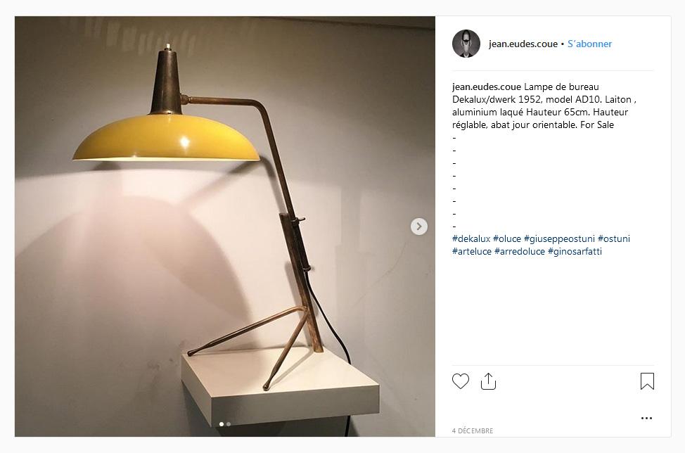 Lampe Dek A Lux