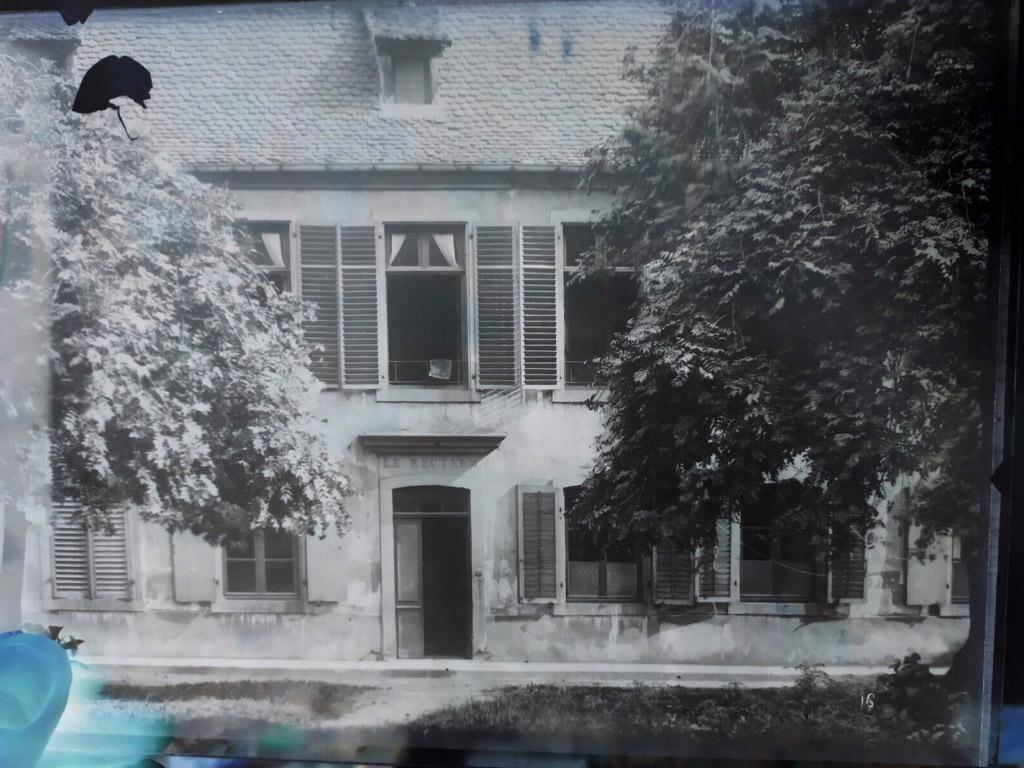 Plaque de verre - négatif - Pasteur S-l16064