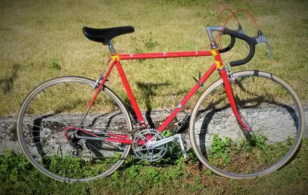 vélo de course a raccord NERVEX 1970 -75 00227