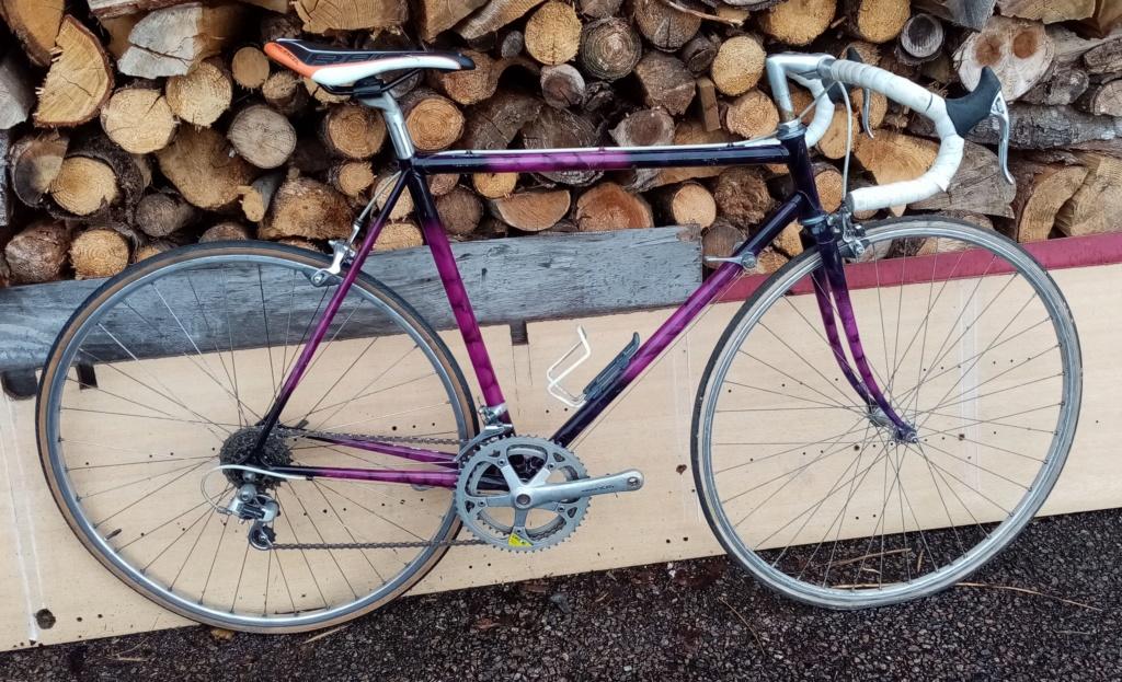vélo de course GOUSSARD - Limoges  1990 00446
