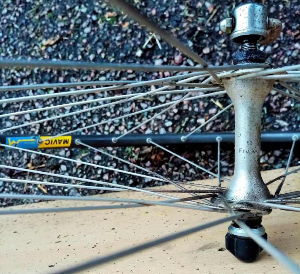 MOTOBECANE MIRAGE 18 1982  00757