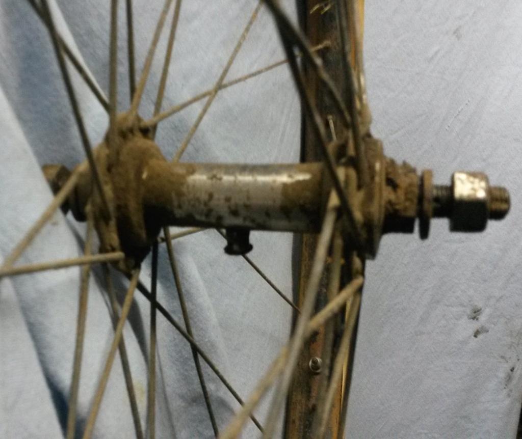 Restauration Col de cygne automoto , modèle 30/30 ? 00816