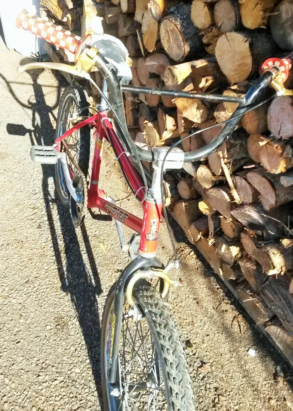 BMX Raleigh BURNER 1986-88 00818