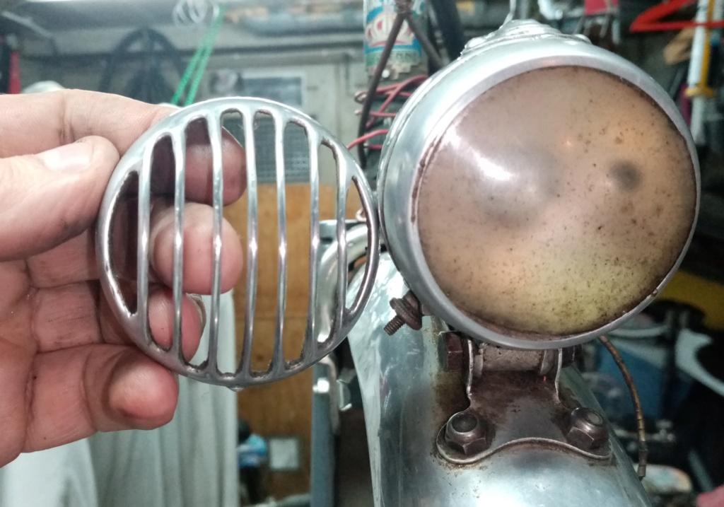 vélo mixte 1937-39 ROYAL FABRIC  3v CYCLO  01238