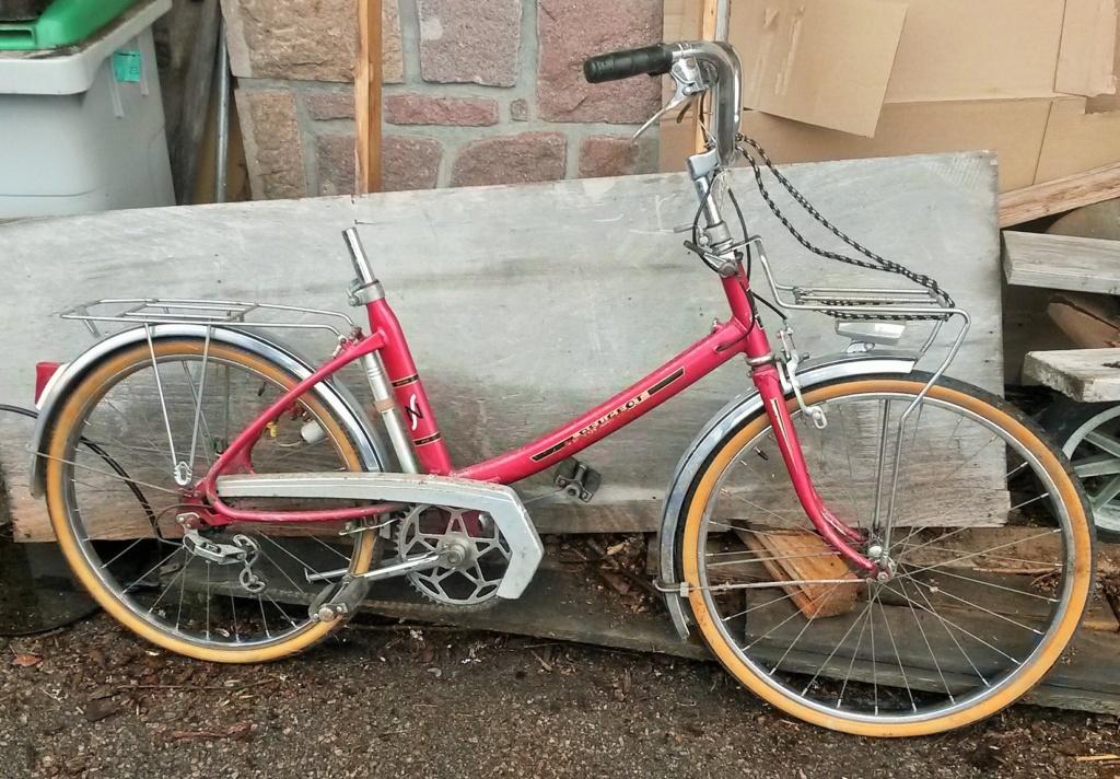 mini-vélo PEUGEOT NSL 40 1972 01322