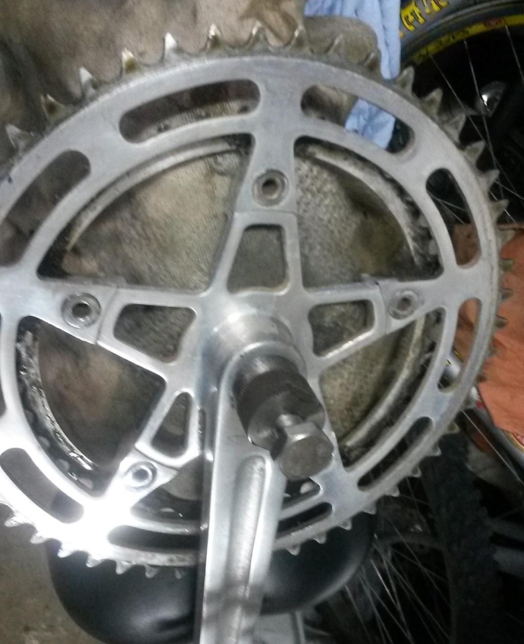 vélo de course a raccord NERVEX 1970 -75 01327