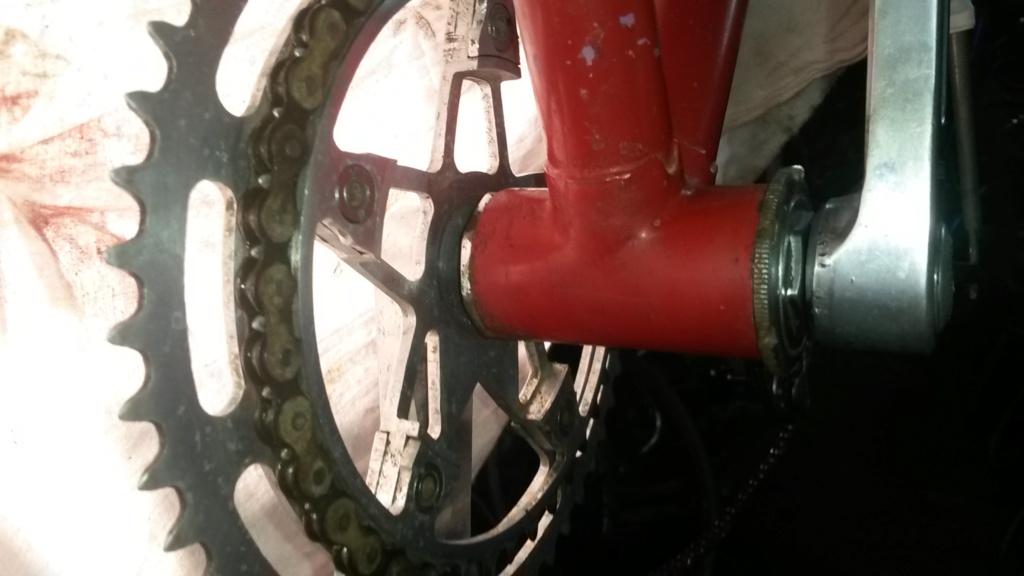 vélo de course a raccord NERVEX 1970 -75 01423