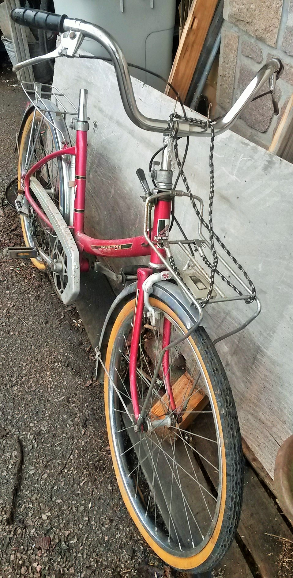mini-vélo PEUGEOT NSL 40 1972 01516