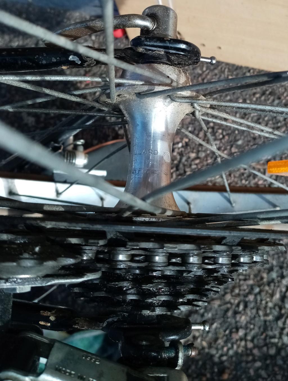 Rénovation vélo vintage sif vitus 971 1977 01527