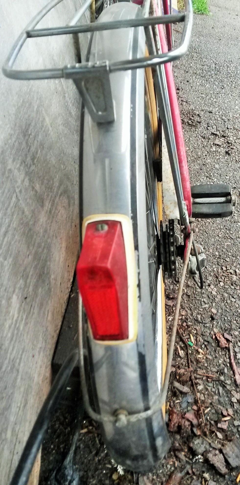 mini-vélo PEUGEOT NSL 40 1972 01616