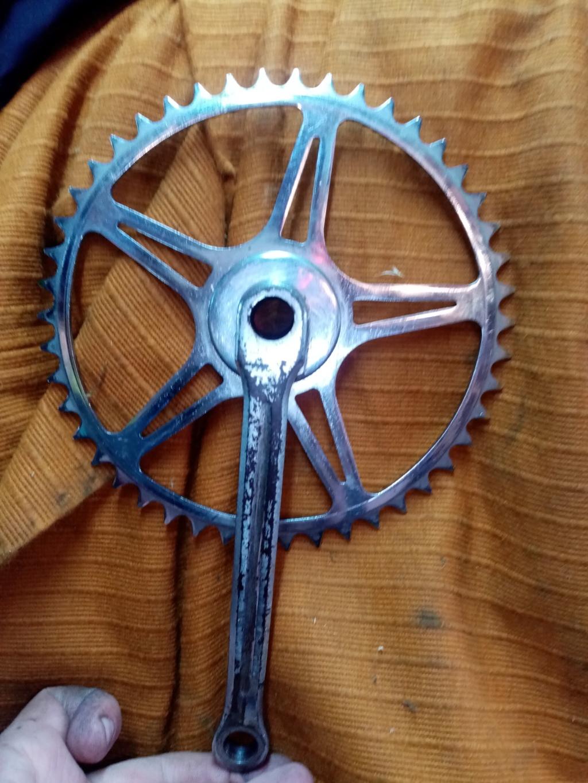 vélo mixte 1937-39 ROYAL FABRIC  3v CYCLO  01629