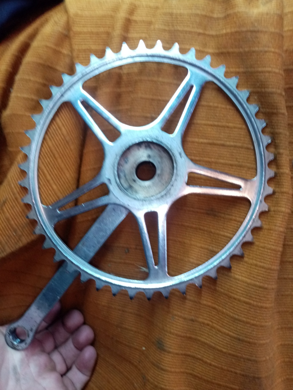 vélo mixte 1937-39 ROYAL FABRIC  3v CYCLO  01731