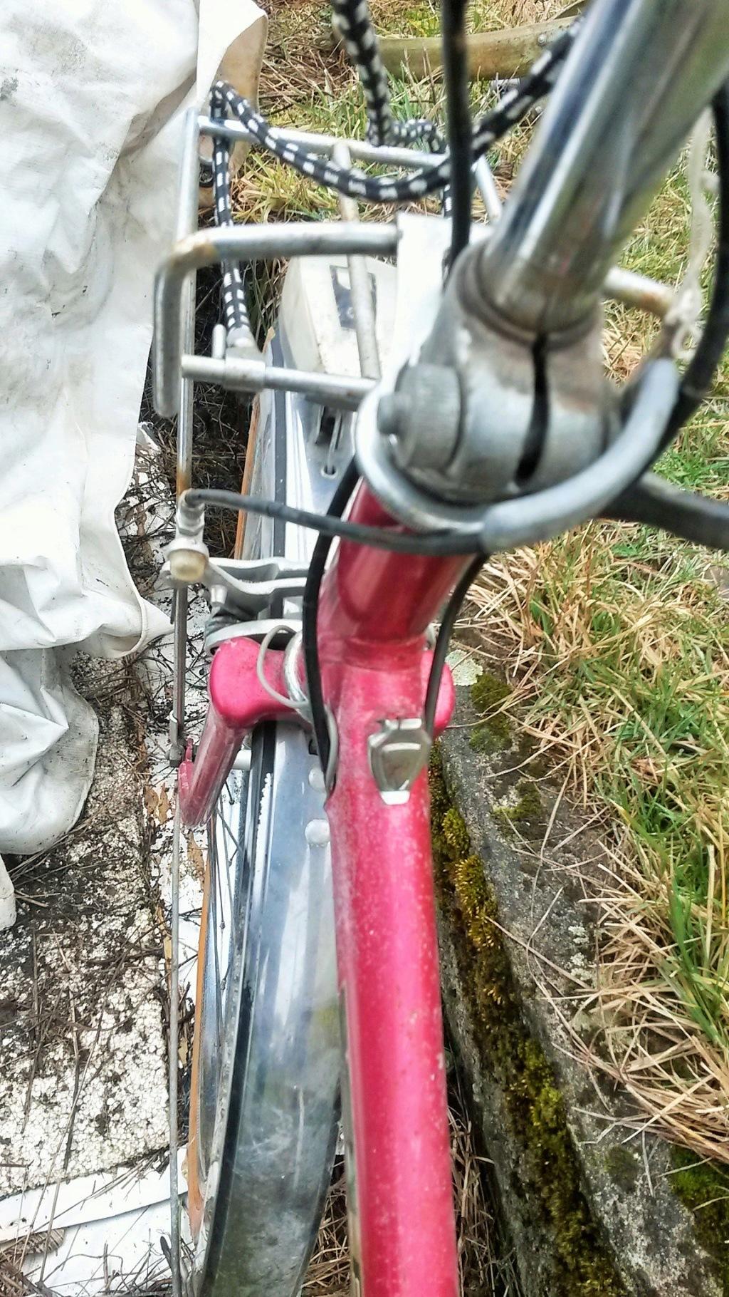 mini-vélo PEUGEOT NSL 40 1972 01821