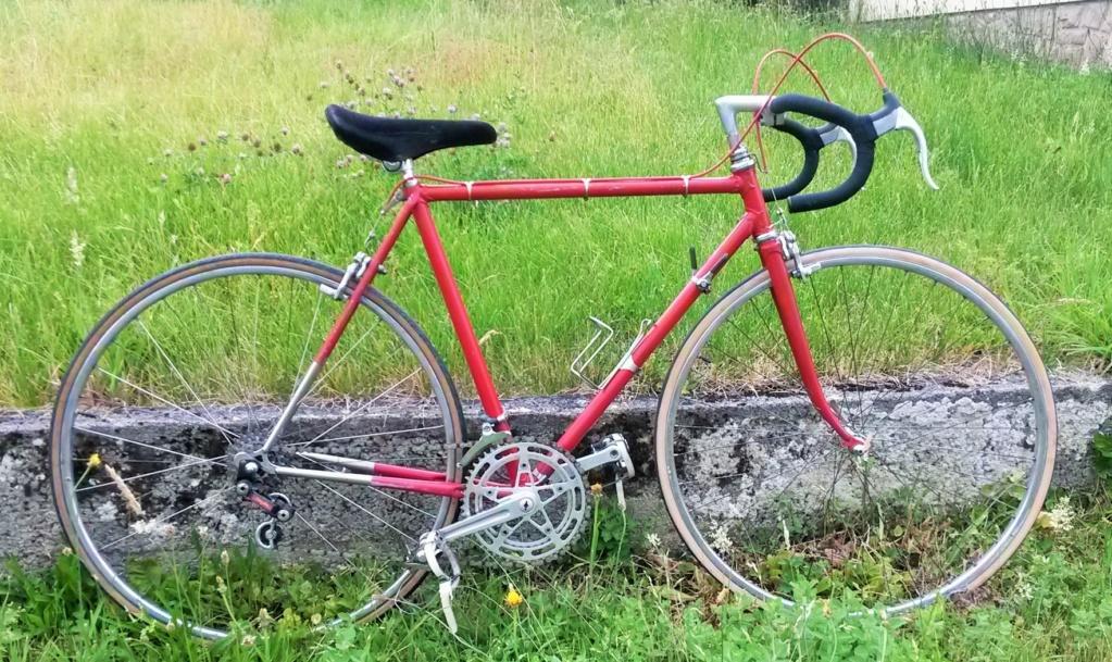 vélo de course a raccord NERVEX 1970 -75 01827