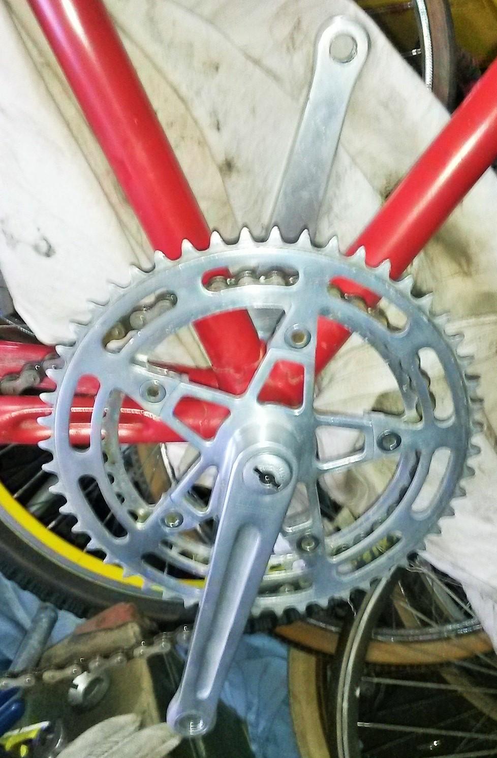 vélo de course a raccord NERVEX 1970 -75 02219