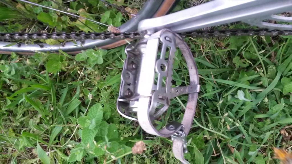 vélo de course a raccord NERVEX 1970 -75 02221