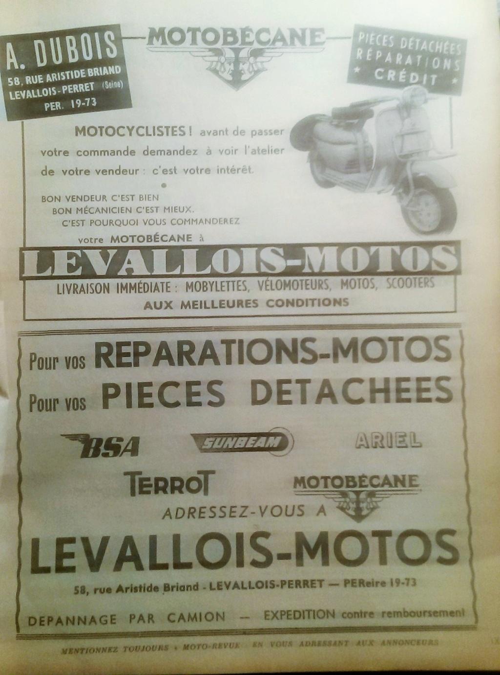 moto revue octobre 1956  02316