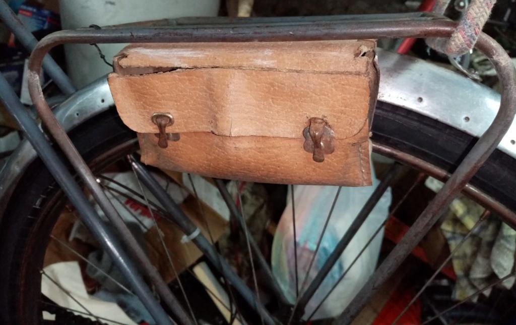 vélo mixte 1937-39 ROYAL FABRIC  3v CYCLO  02327