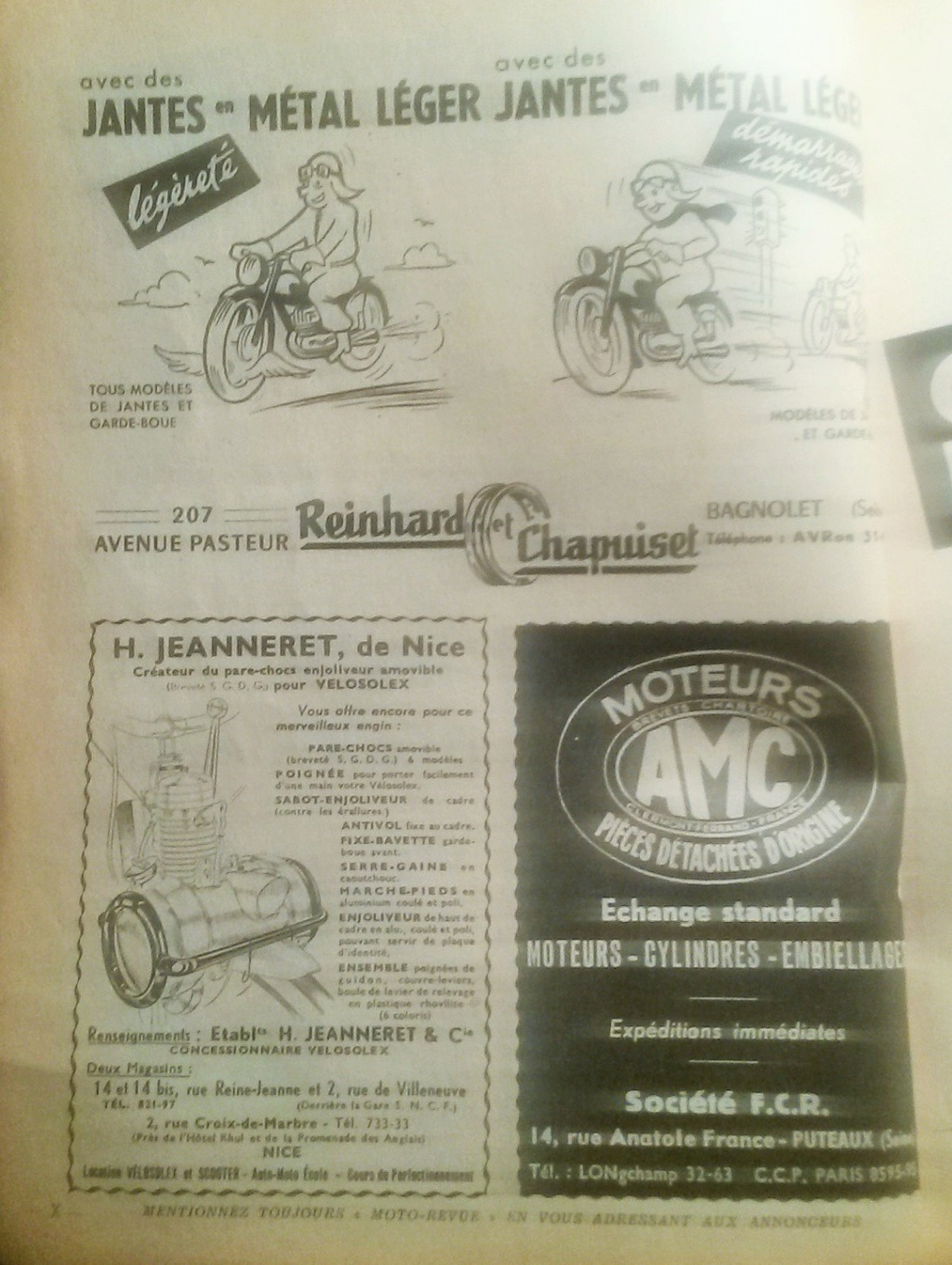 moto revue octobre 1956  02415