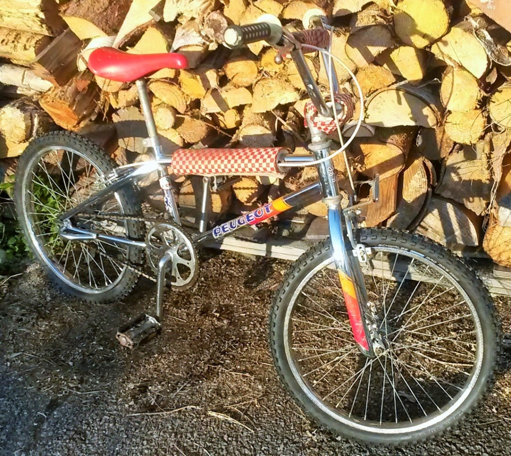 BMX / BICROSS PEUGEOT CPX   1983  02615