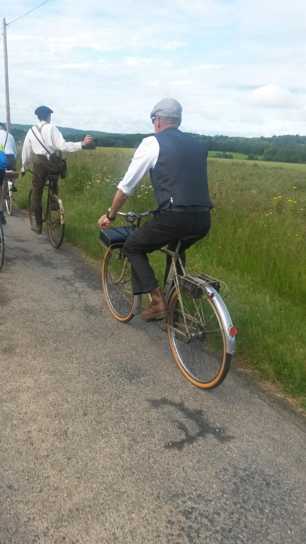 rando vélo vintage 87400 LA MEYZE  ( prés de limoges ) dimanche 10 juin 2018  03510