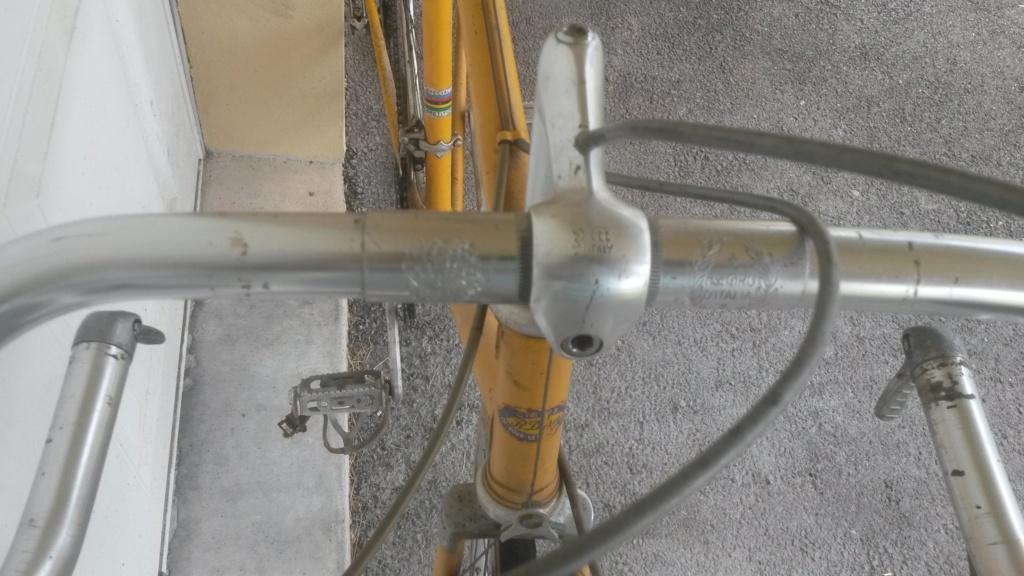 Vélo course GITANE Cyclo Cross 1976 03512