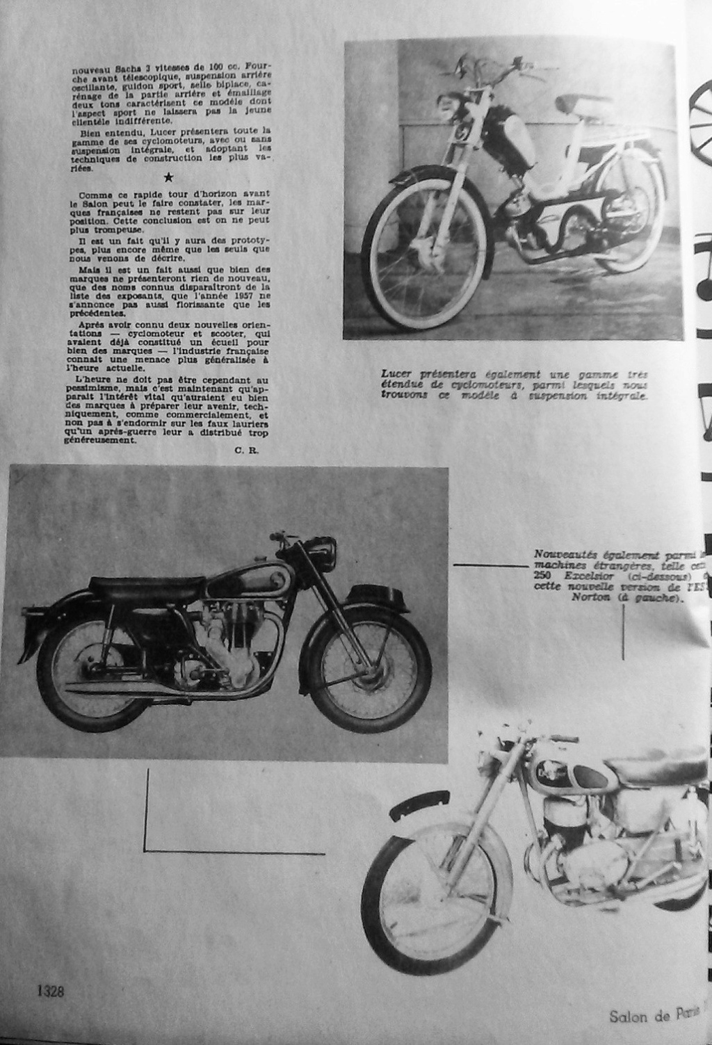 moto revue octobre 1956  03613