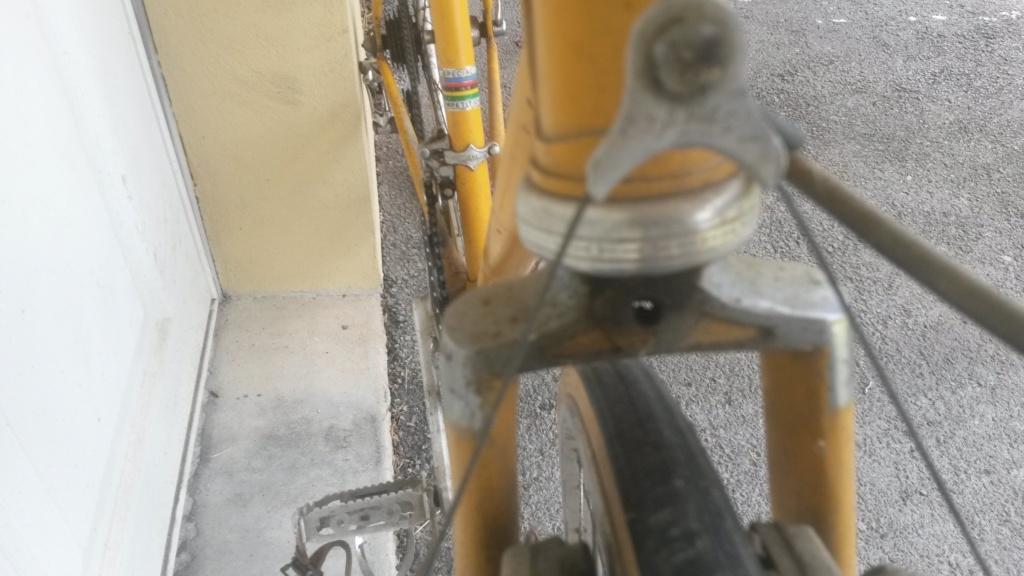 Vélo course GITANE Cyclo Cross 1976 03810