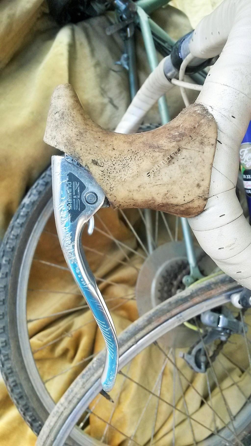 vélo de course FRANCOIS LE GUILLOUX 1987-90  03816