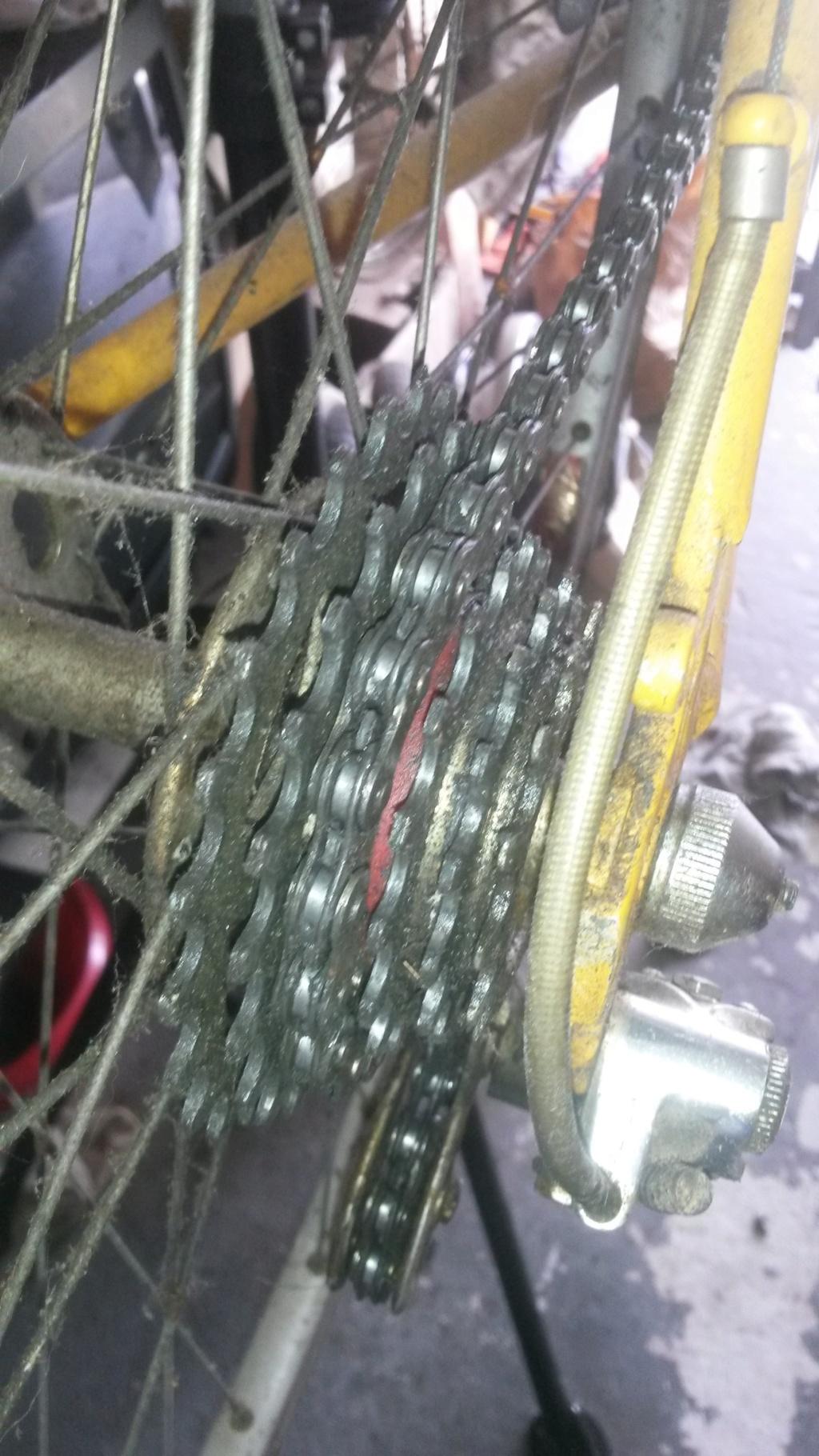 Vélo course GITANE Cyclo Cross 1976 04010