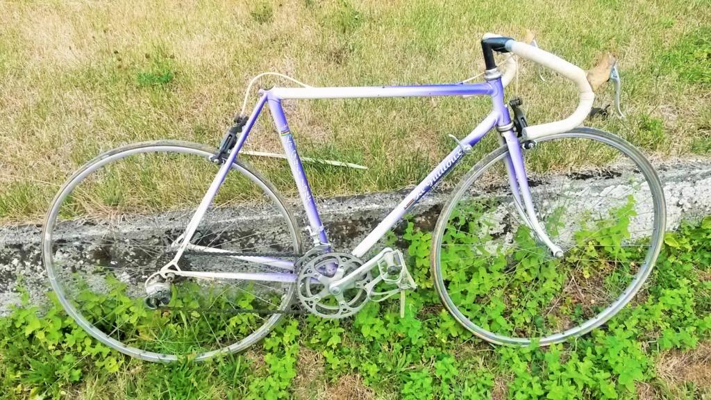 vélo de course FRANCOIS LE GUILLOUX 1987-90  04319